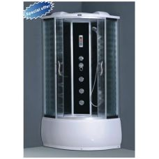Полукруглая душевая кабина Ammari (Аммари) AM-102-90 90*90 см для ванной комнаты