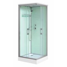 Прямоугольная душевая кабина Ammari (Аммари) AM-133 80*80 см для ванной комнаты