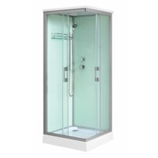Прямоугольная душевая кабина Ammari (Аммари) AM-133 90*90 см для ванной комнаты