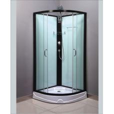 Полукруглая душевая кабина Ammari (Аммари) AM-138 100*100 см для ванной комнаты