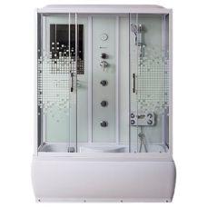 Прямоугольная душевая кабина Aqua.Joy (Аква.Джой) AJ-2427 170*85 для ванной комнаты
