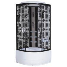 Полукруглая душевая кабина Aqua.Joy (Аква.Джой) Super AJ-4020 100*100 для ванной комнаты