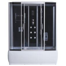 Прямоугольная душевая кабина Aqua.Joy (Аква.Джой) Window AJ-5027 170*85 для ванной комнаты