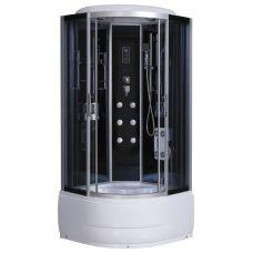 Полукруглая душевая кабина Aqua.Joy (Аква.Джой) Window AJ-5020 100*100 для ванной комнаты