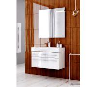 Мебель Aqwella Milan 80/2 для ванной комнаты