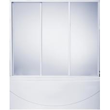 Шторка Bas (Бас) Ямайка (Yamaika) для прямоугольной акриловой ванны в ванной комнате