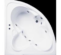 Акриловая ванна Bas Дрова 160*160