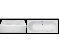 Акриловая ванна Eurolux Сибарис 170*70