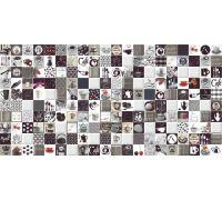 Декор Fanal Mosaico Decor Blanco Cocina 25*50