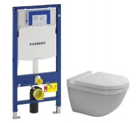 Комплект Geberit + Duravit Duofix UP320 Starck 3 650.381.00.5
