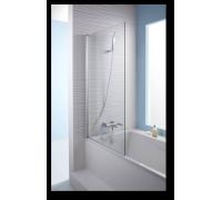 Шторка Jacob Delafon Struktura E6D042-GA 80 см для ванны