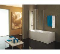 Шторка для ванны Kolpa-San Sole TK 80 Arabela