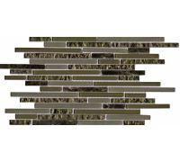 Мозаика L'Antic Colonial Mosaico Eternity Mini Strip Emperador G-522 29.7*29.7