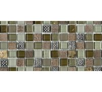 Мозаика L'Antic Colonial Mosaico Tecno Glass Country G-522 29.6*29.6