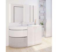 Мебель Lotos 67 см для ванной комнаты, под стиральную машину