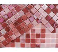Мозаика Mosavit Acquaris-24 Carmin 31.6*31.6