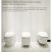 Многофункциональная электронная крышка-биде Novita (Новита) Nanobidet (Нанобидэт) Tokyo (Токио) для унитаза в ванной комнате и туалете