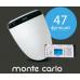 Многофункциональная электронная крышка-биде Novita (Новита) Nanobidet (Нанобидэт) Monte Carlo (Монте Карло) для унитаза в ванной комнате и туалете