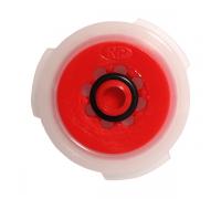 Регулятор Neoperl PCW-01 потока воды для шланга, красный