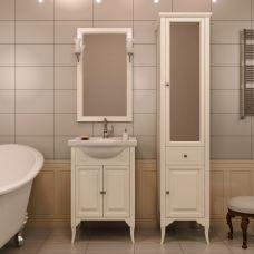 Мебель Opadiris Глория 55 см из массива для ванной комнаты