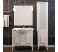Мебель Opadiris Глория 75 см для ванной комнаты