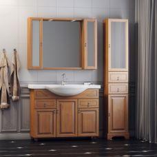 Мебель Opadiris Гредос 105 см из массива для ванной комнаты
