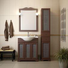 Мебель Opadiris Кама 75 см из массива для ванной комнаты
