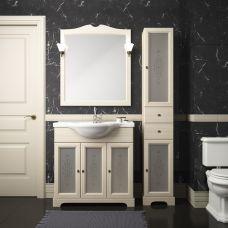 Мебель Opadiris Кама 85 см из массива для ванной комнаты