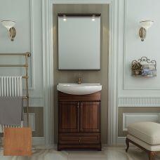 Мебель Opadiris Карла 65 см из массива для ванной комнаты