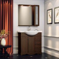 Мебель Opadiris Карла 85 см из массива для ванной комнаты
