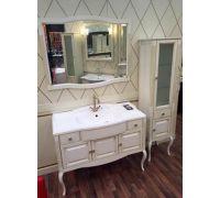 Мебель Opadiris Лаура 120 см для ванной комнаты