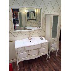 Мебель Opadiris Лаура 120 см из массива для ванной комнаты