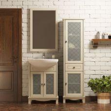 Мебель Opadiris Омега 55 см из массива для ванной комнаты