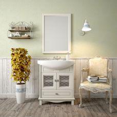 Мебель Opadiris Омега 75 см из массива для ванной комнаты