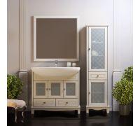Мебель Opadiris Омега 90 см для ванной комнаты