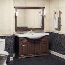 Мебель Opadiris Риспекто 120 см из массива для ванной комнаты