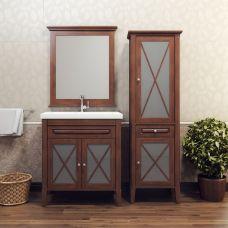 Мебель Opadiris Палермо 90 см из массива для ванной комнаты