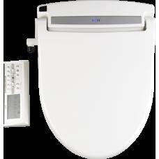 Многофункциональная электронная крышка-биде Sato DB500R для унитаза в ванной комнате и туалете