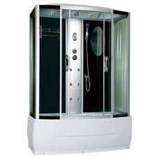 Прямоугольная душевая кабина Serena SE-42150G 150*85 для ванной комнаты в интернет-магазине сантехники RoyalSan.ru
