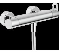 Термостатический смеситель Teknobili New Road RD00430CR для душа