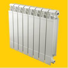 Радиатор TermoSmart (ТермоСмарт) Bismart (Бисмарт) 500 мм / 6 секции / 1080 Вт для отопления квартиры и дома