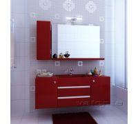 Мебель Valente Tagliare 3 130 см для ванной комнаты