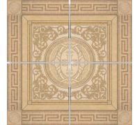 Панно Versace Vanitas Rosone Oro 36331 120*120