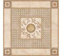 Панно Versace Venere Roseton Almond/Beige 17285 100*100