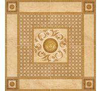 Панно Versace Venere Roseton Oro/Noce 17286 100*100
