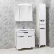 Мебель Акватон (Aquaton) Юта 80 для ванной комнаты
