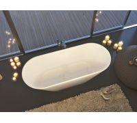 Ванна мраморная ALPEN Bergamo арт. BER-170M, 169*70 см