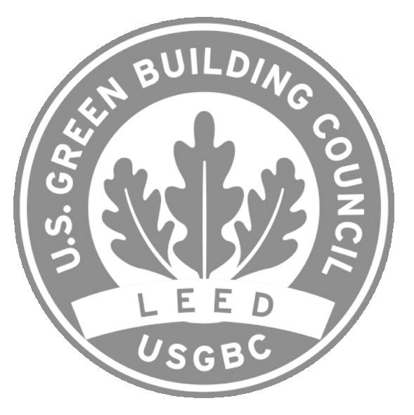 U.S. Green Building Council LEED USGBC - Stern (Штерн) - электронная сантехника из Израиля
