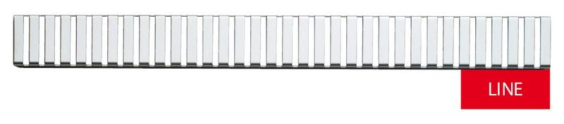 Решетка Alcaplast (Алкапласт) Line для душевого трапа Alcaplast (Алкапласт) APZ1