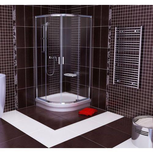 Модные душевые ограждения и поддоны для дизайна ванной